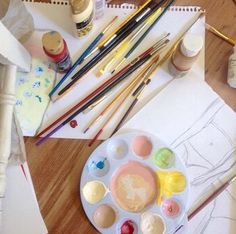 - ̗̀ make art, be art  ̖́-