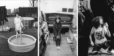 Patti Smith- from Allan Tannenbaum's New York in the 70s