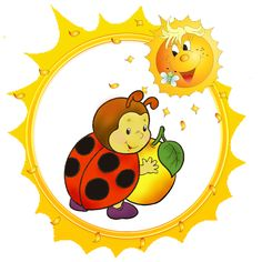 pre materské školy Ladybug Art, Ladybug Crafts, Lady Bug, Cute Photos, Cute Pictures, Smileys, Thank You Greetings, Baby Posters, Nursery School