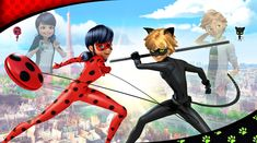 Games Fiends - Miraculous (Series) Preview |