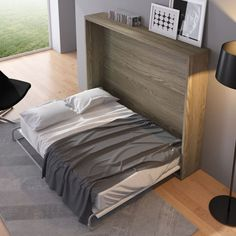 038 CAMA ABATIBLE HORIZONTAL