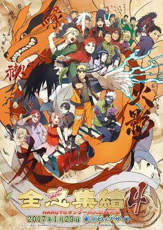 """Crunchyroll - Visual For """"Naruto"""" Exclusive Doujinshi Event Attracts Impressive Crowd Of Ninja Anime Naruto, Naruto Shippuden Sasuke, Naruto Kakashi, Susanoo Naruto, Naruto Team 7, Hinata, Sasuke Sakura, Shikamaru, Naruto Wallpaper"""