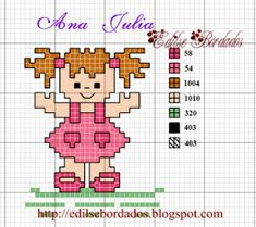 Designing Your Own Cross Stitch Embroidery Patterns - Embroidery Patterns Cross Stitching, Cross Stitch Embroidery, Embroidery Patterns, Cross Stitch Patterns, Cross Stitch For Kids, Cross Stitch Heart, Cross Stitch Numbers, Stitch Doll, Knitting Charts