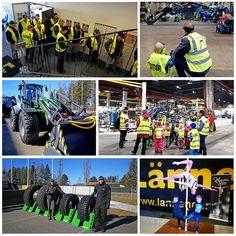 Villi Länsi 2019 - Lännen Tractors (@LannenTractors)   Twitter Build A Better World, Worlds Of Fun, Tractors, Monster Trucks, Events, Urban, Twitter