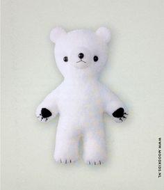 DIY Baby Bear  - idea