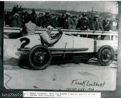 Frank Lockhart Miller Racer