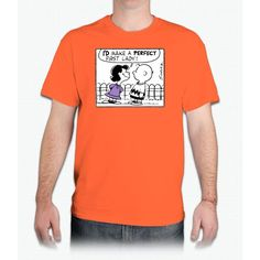 First Lady Lucy Tee Charlie Brown Ultra Cotton™ T-Shirt