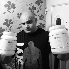 Britain's strongest man Laurence Shahlaei on xenca products #strength #fitness #repair #collagen #body building