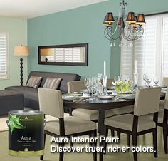 Benjamin Moore colors: Blues: Spring Sky 674, Thunderbird 675, Spirit in the Sky 676, Wythe Blue HC-143 (color match to low-VOC) Pinks: I Love You Pink 2077-70, Peppermint 1359 (dustier)