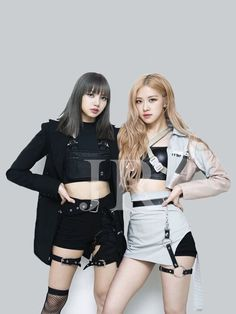 Stage Outfits, Kpop Outfits, Cute Outfits, Blackpink Fashion, Korean Fashion, Fashion Outfits, Blackpink Square Up, Kpop Mode, Lisa Blackpink Wallpaper