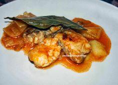 Cocina para Pobres: Pez raya con patatas