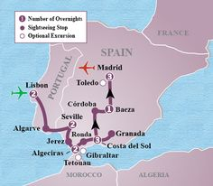 Spain and Portugal Tour
