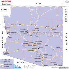 Check Out This Washington USA Road Map Maps Pinterest - Road maps of usa