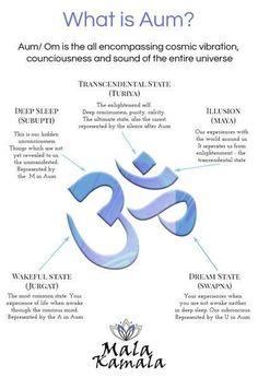 Mala Kamala Mala Beads What is Aum / Om? Spirtual Yoga Symbols and What they Mean – Mala Kamala Mala Beads