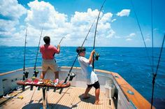 Deep Sea Fishing Learn how to catch any kind of fish with great tips including lures and bait at howtocatchfishnetwork.com
