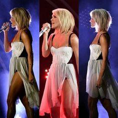 I Need Carrie Underwood hair - Grammy's 2016 Hair Color And Cut, Cut My Hair, Love Hair, Great Hair, Hair Styles 2016, Medium Hair Styles, Short Hair Styles, My Hairstyle, Pretty Hairstyles