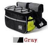 Wholesale prices 4 in 1 bike Bicycle bags bike cycling bag New style Bicycle packet bicycle accessories foldable bag
