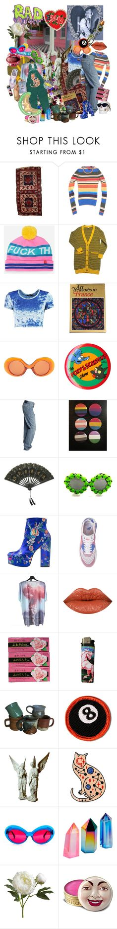 """""""Our love transcends through the dimensions"""" by minimal-criminal ❤ liked on Polyvore featuring Lazy Oaf, Kenzo, Boohoo, The Row, Hot Topic, Gasoline Glamour, NIKE, GAS Jeans, Brandy Melville and Christian Roth"""