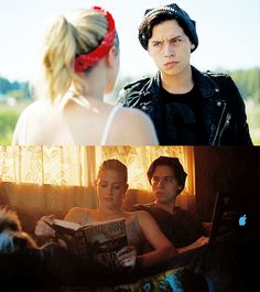 """""""@WriterRAS: On tonite's #Riverdale, a tale of two bugheads… Watch live & tweet w/writers & cast! You will not be disappointed! """""""
