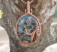 Hey, I found this really awesome Etsy listing at https://www.etsy.com/listing/215016762/copper-tree-of-life-pendant-covering