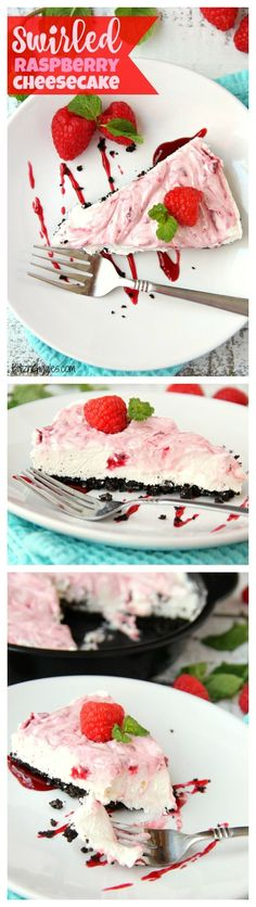 Swirled Raspberry Ch