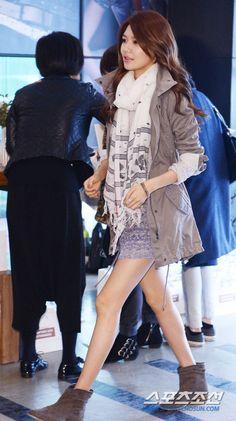 Sooyoung Comptoir des Cotonniers event   SNSD Pics