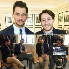 #DavidGandy live for @britishgq yesterday.  ICYMI Check out on fb for the video. ^.* #GandyForAutograph @marksandspencer || #MaleModel #FashionIcon #Fashion #British #icon #menfashion #menwithstyle #Menswear #menwithclass #menlook #Charming #styleicon #Classy #BritishStyle #dapper #dapperman #stylish #Style #Supermodel #photoshoot #sartorial #tailored #event #glamour #bespoke #theblackdaggerbrotherhood #vishous