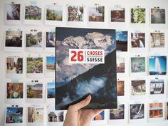 Guide voyage sur la Suisse - 26 choses à voir
