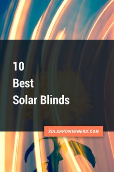 The 10 best solar pond lights. These lights are great for decorating your home - indoors and outdoors - while still saving money on electricity. The best thing about these lights is that they can be places anywhere since they only rely on solar energy.