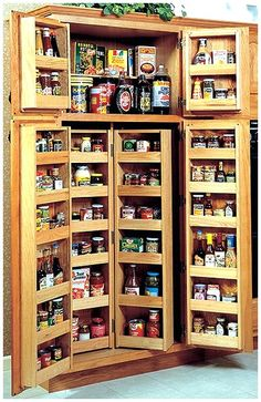 I want to do this to my pantry.