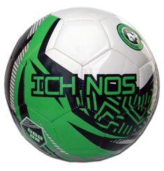 Ichnos Snazzer Junior Kids football match ball White / Green – ICHNOS SPORTS Football Match, Kids Football, Sports Website, S Quote, Soccer Ball, Green, Action, Training, Colours