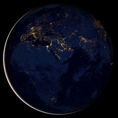 Black Marble #NASA