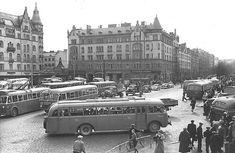 KOSKESTA VOIMAA - LIIKKUMINEN - AIKAKAUSI 1940-1960 - LIIKKUMINEN TAMPEREELLA 1940-1960