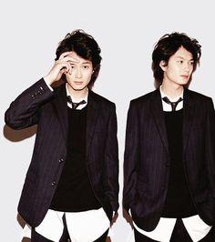 Okada masaki Boy Fashion, Fashion Photo, Okada Masaki, Cute Japanese, Japanese Models, Asian Men, Asian Guys, Good Looking Men, Prince Charming