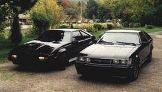 1980 Toyota Celica y Toyota Celica Supra