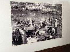 Hermanus in the olden days. Cape Town, History, Day, Painting, Painting Art, Historia, Paint, Draw, History Books