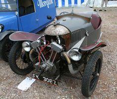 Morgan Aero 3-wheeler