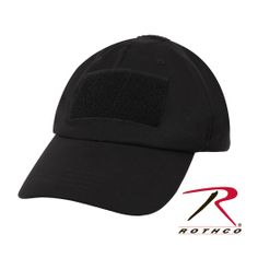 711a3dde79d Rothco Black Soft Shell Special Forces Operator Cap Army Navy Store