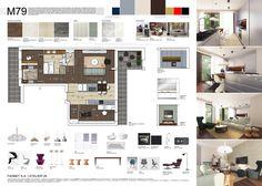 Projekty koncepcyjne wnętrz - ul. Kijowska, Białystok, Apartamenty przy Operze. | http://fadbet.com.pl/page.php?145