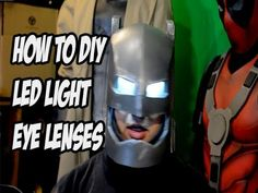for the Bioshock Glowing eyes for the easy Borderlands eyes for the in-depth Borderlands eyes This video will go step by step through 3 differ. Costume Tutorial, Cosplay Tutorial, Eye Tutorial, Cosplay Armor, Cosplay Diy, Cosplay Ideas, Diy Halloween Costumes, Halloween Cosplay, Halloween Ideas