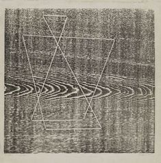 Josef and Anni Albers Foundation - Josef Albers woodblock print Josef Albers, Anni Albers, Op Art, Gig Poster, Avabel Online, Graffiti, Harvard Art Museum, Indie, Gravure