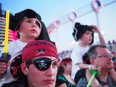 Tips on Pirate Night: Disney Dream Cruise