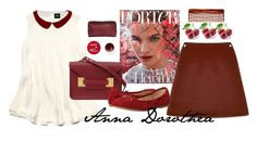 """Anna Dorothea"" by yuni-cahya on Polyvore"