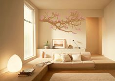 Japanese Living Room Decoration