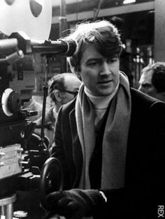 "David Lynch filming ""The Elephant Man"" (1980)"