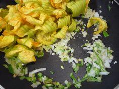 Guisado de flor de calabaza para la quesadilla original y casera!