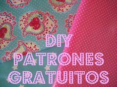 DIY : Patrones gratuitos / free patterns