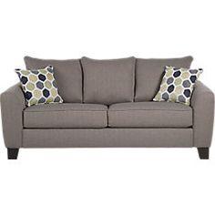 picture of Bonita Springs Gray Sleeper Sofa  from Sleeper Sofas Furniture