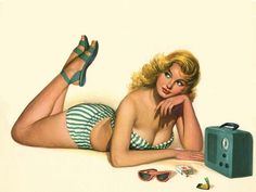 Pin Up Spirit: Pin-Up