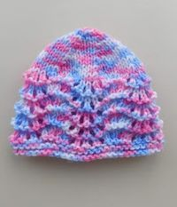 This Pin Was Discovered By Min – Artofit - Diy Crafts - maallure Crochet Baby Hat Patterns, Crochet Baby Hats, Amigurumi Patterns, Knitting Patterns, Ravelry Crochet, Free Crochet, Diy Crafts Knitting, Half Double Crochet, Beret